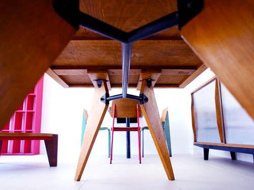 Jean Prouve - Demountable Table