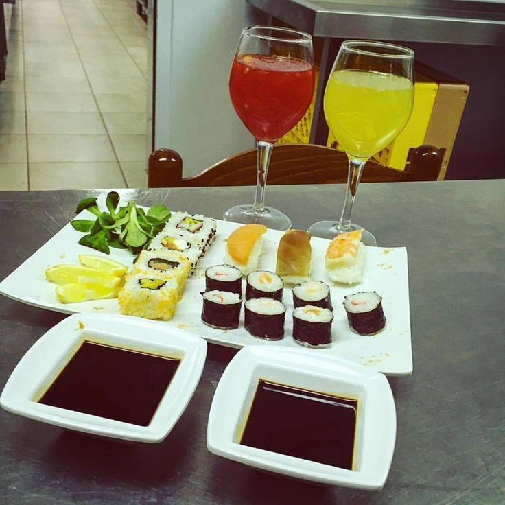 #sushi #aperitivo #sanvalentino2015  #hotelscoiattolo #ristorantescoiattolo #ristorantetorino #hotelpralormo #hoteltorino #hotelalba #ristorantealba