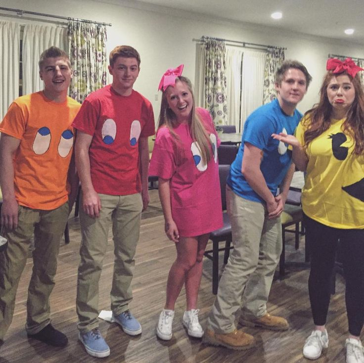 Pac-Man costumes                                                       …