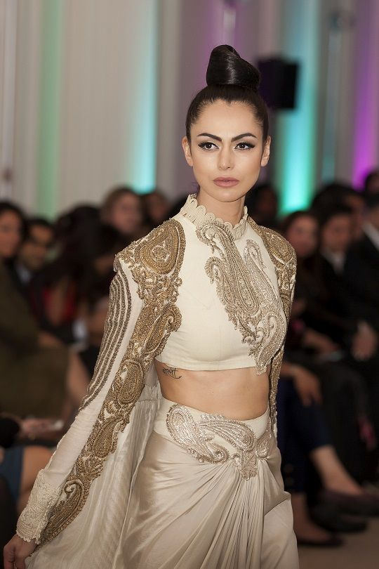 Top fashion giants from Pakistan and one accomplished design house from India headed over to sunny London to take part in the prestigious Fashion Parade at the beautiful Kensington Palace this summ…
