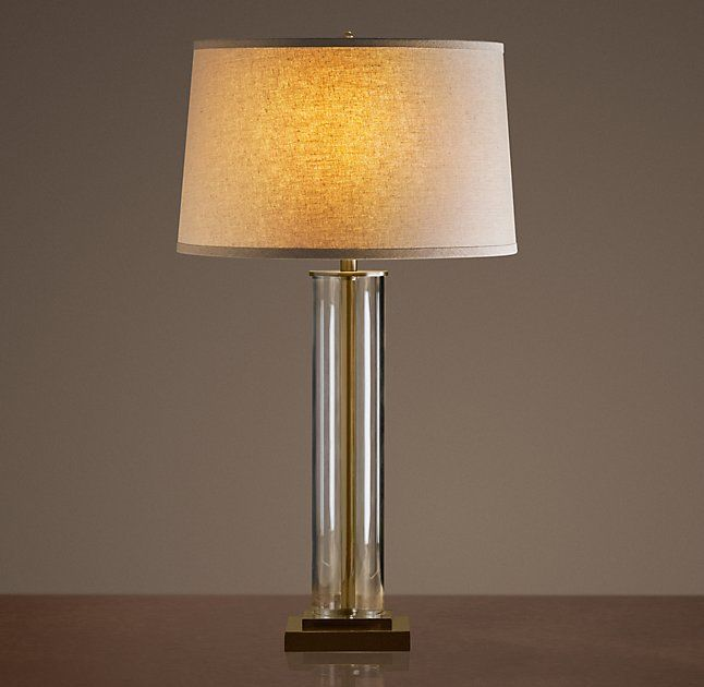 20 best Lamps images on Pinterest | Glass table lamps, Bedside ...