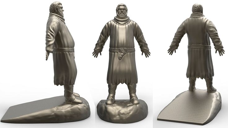 A Game of Thrones Hodor Doorstop That Will Stop at Nothing to Hold the Door