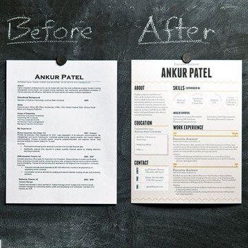 98 best Resume images on Pinterest Resume ideas, Cv design and - resume for a job