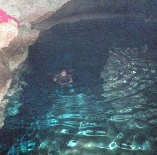 Bayou Cristal Cave