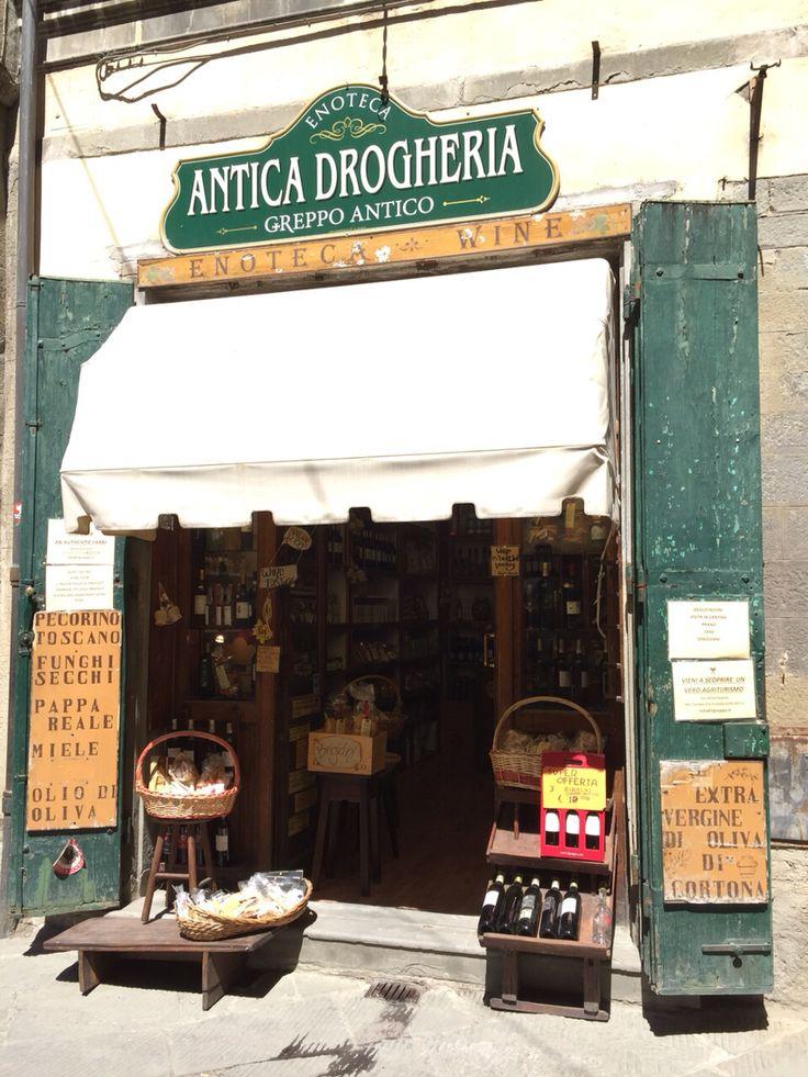 Cortona, Comuna do Arezzo, maggio 2015
