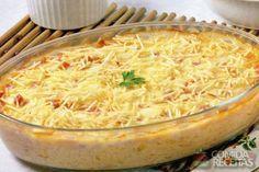 Receita de Fricassê de frango especial - Comida e Receitas