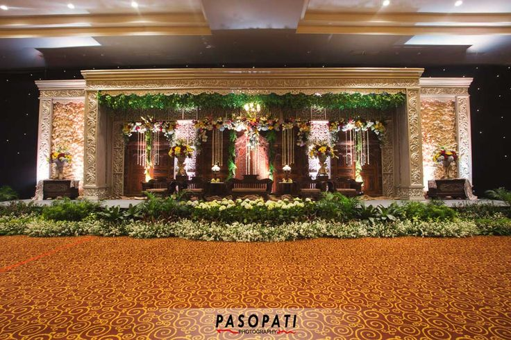 Gedung Sasana Kriya TMII dekorasi Sulthan Dekorasi