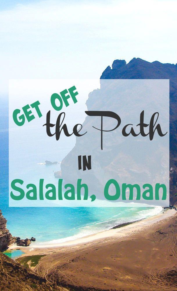 travel off the beaten path in Salalah, Oman