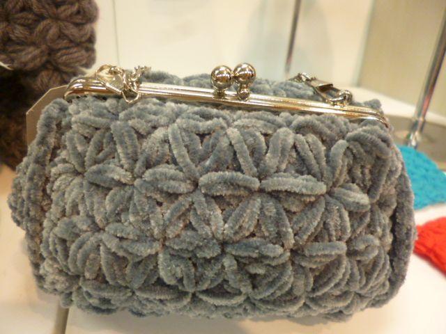 リフ編み可愛い♪ - アトリエMINE(マイン) ~輝き始めた毛糸だま~