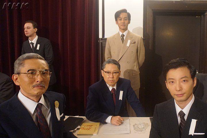 田畑政治 阿部サダヲ演じる『いだてん』田畑政治と戦争