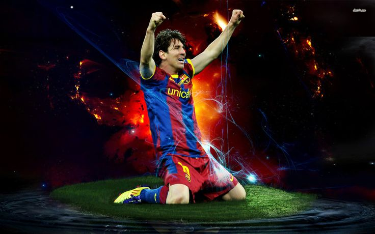 Lionel Messi Barcelona Football Wallpaper HD - Football Wallpapers - http://www.wallpapersoccer.com/lionel-messi-barcelona-football-wallpaper-hd-football-wallpapers.html