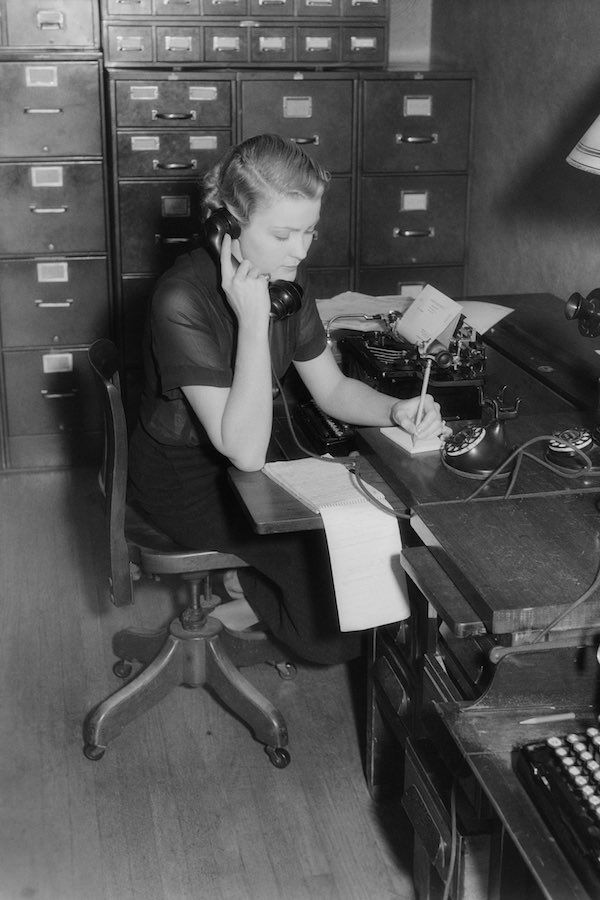 The Evolution Of Women S Workwear Through The Decades