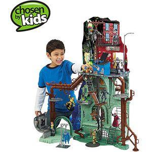 Teenage Mutant Ninja Turtles Secret Sewer Lair Play Set Bought for Landon's bday