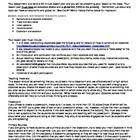 Social Studies Lesson Plan Assignment