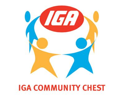 Community Chest, IGA Australia