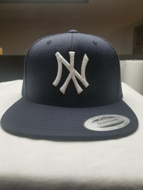 New York Yankees Authentic New Era Snapback Or Fitted Cap With Custom Bill New York Yankees New Era Snapback New Era Cap