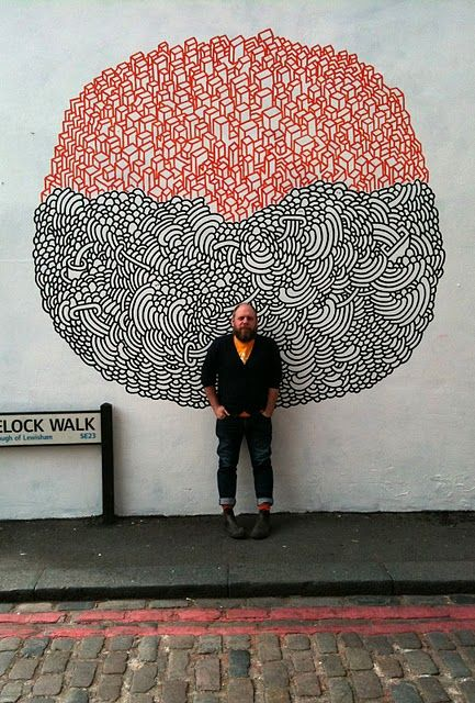 """Colourful work from English art director, typographer, graphic artist and writer Rob Lowe aka Supermundane. Rob is the creative director of the quarterly alternative children's magazine Anorak."""