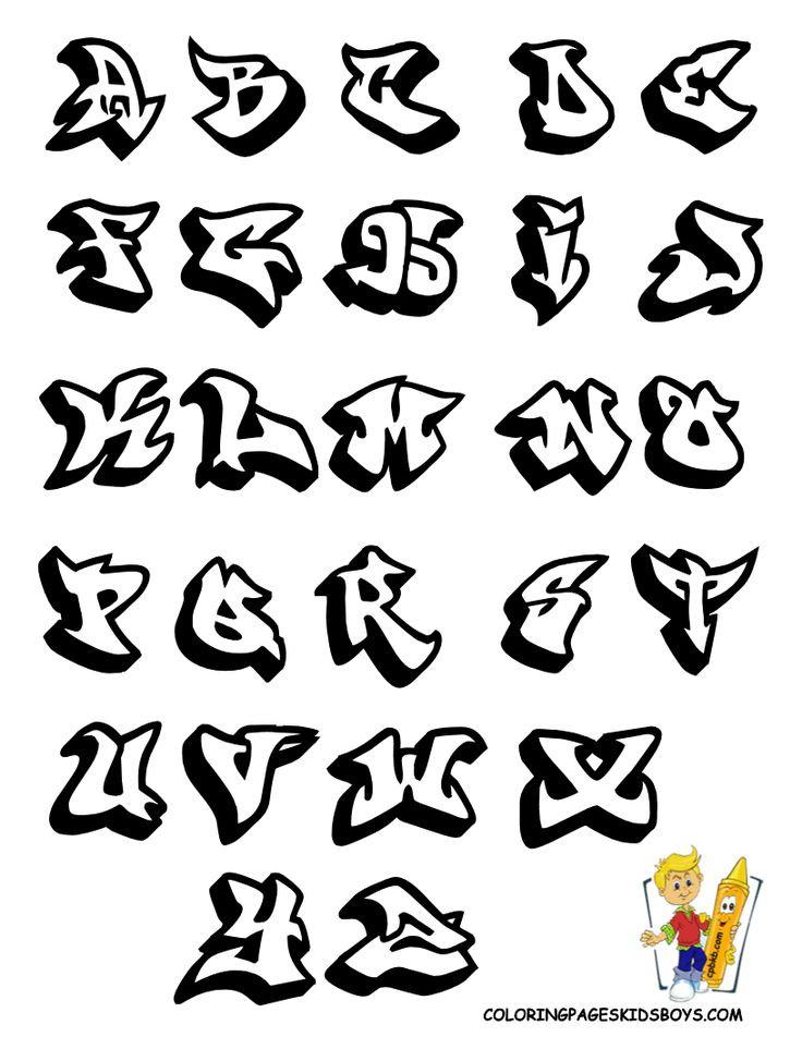Cool Alphabets Cursive Top 6 Cool Handwriting Styles