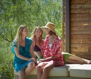 116 best girlfriend getaways images on pinterest beaches for Best girlfriend spa getaways