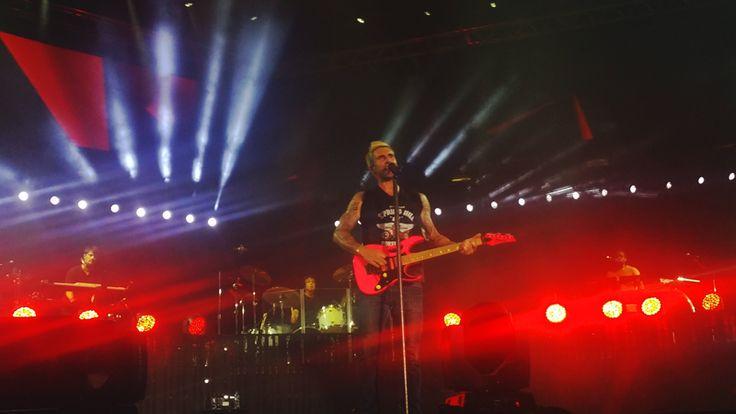 Não é Berlim • Eu fui: Maroon 5 V Tour Brasil