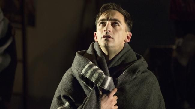 <p>ACTOR Matthew Backer has a message for purists thinking of turning up their noses at Bell Shakespeare's edgy production of <i>Henry V </i>— see the show and you'll be pleasantly surprised.</p>