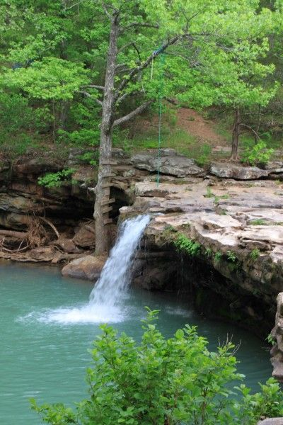 Best Campgrounds in Arkansas | Ozark National Forest