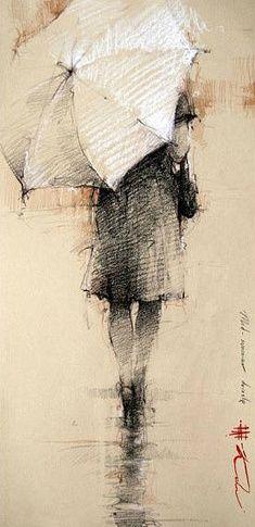 beautiful Andre Kohn sometimes i feel like being...