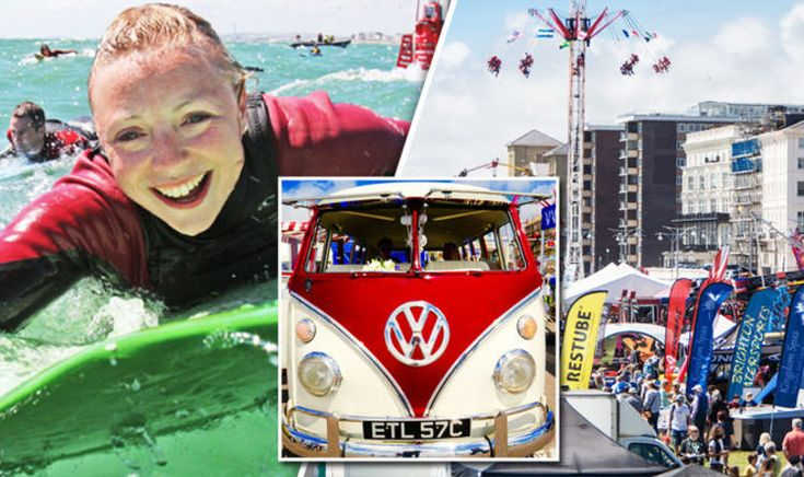 Watersports Beach Festival raising hundreds of thousands of pounds for charity returns