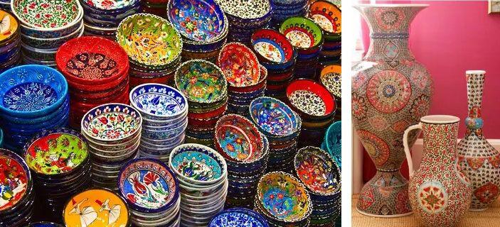 Turkish Home Design Theme My Decorative Bowls Plates Fine