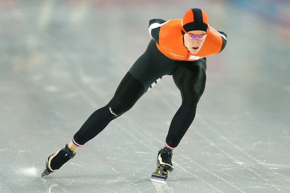 Irene Wust - Speed Skating - Winter Olympics Day 2