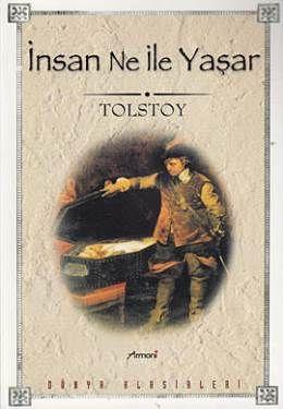 İnsan Ne İle Yaşar - Lev Nikolayevic Tolstoy | 2,88TL - D&R : Kitap