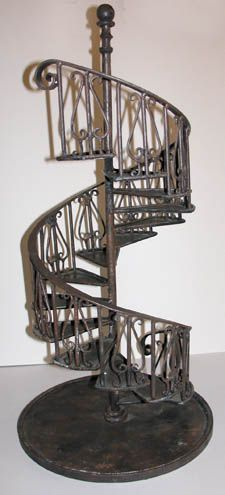 Best 17 Images About Inspiration For The Miniature Cast Iron Spiral Staircase Project On Pinterest 400 x 300