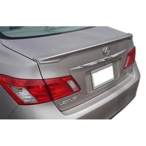 Unpainted 2007-2012 Lexus ES350 Spoiler Factory Lip Style