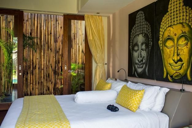 1000 ideas about balinese decor on pinterest balinese for Bamboo bedroom ideas