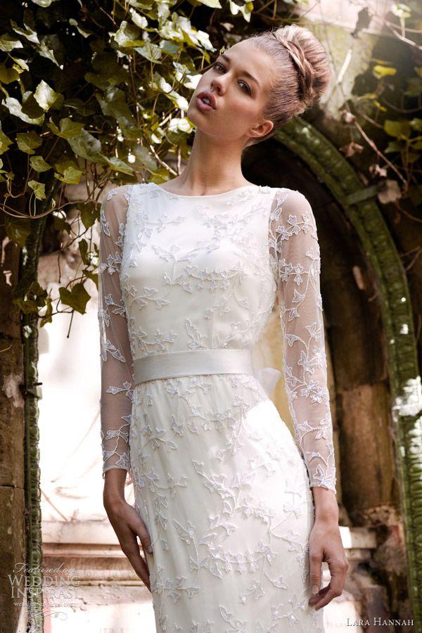 71 best Winter Wedding Dresses images on Pinterest | Wedding frocks ...