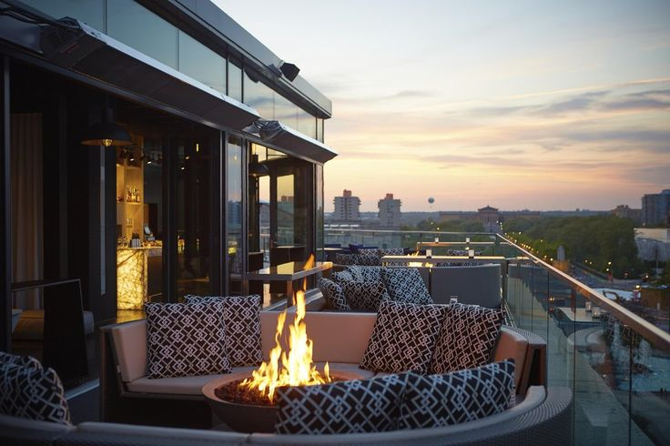 Now showing Photo, Assembly Rooftop Lounge Downtown Philadelphia