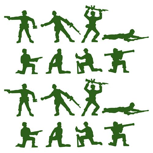 Are You Interested In Our Army Men Wall Stickers? With Our Toy Soldier Wall  Stickers You Need Look No Further.