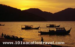 Vacations in Georgetown Penang Island, a UNESCO World Heritage Site