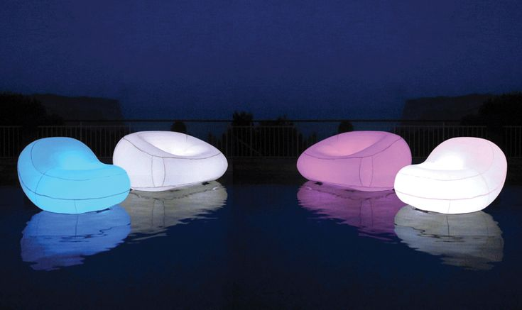 Inflatable Furniture for Events