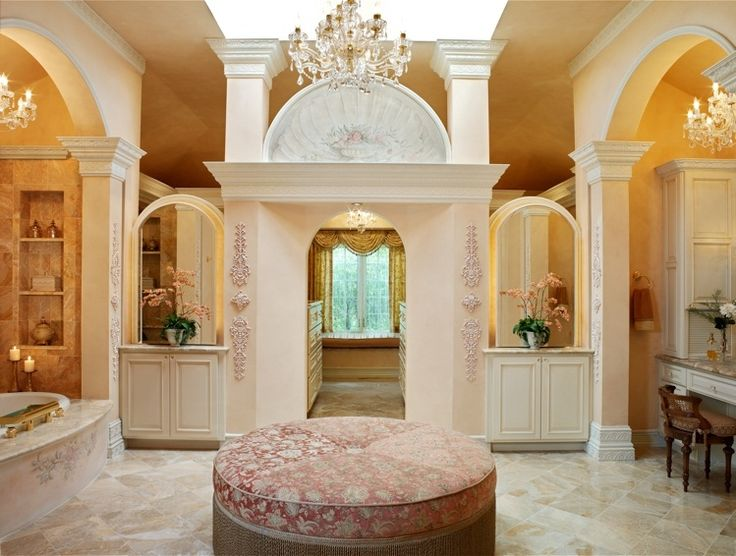 Pink onyx bathroom mrs johnson 39 s bath and closet for Interior design 92101