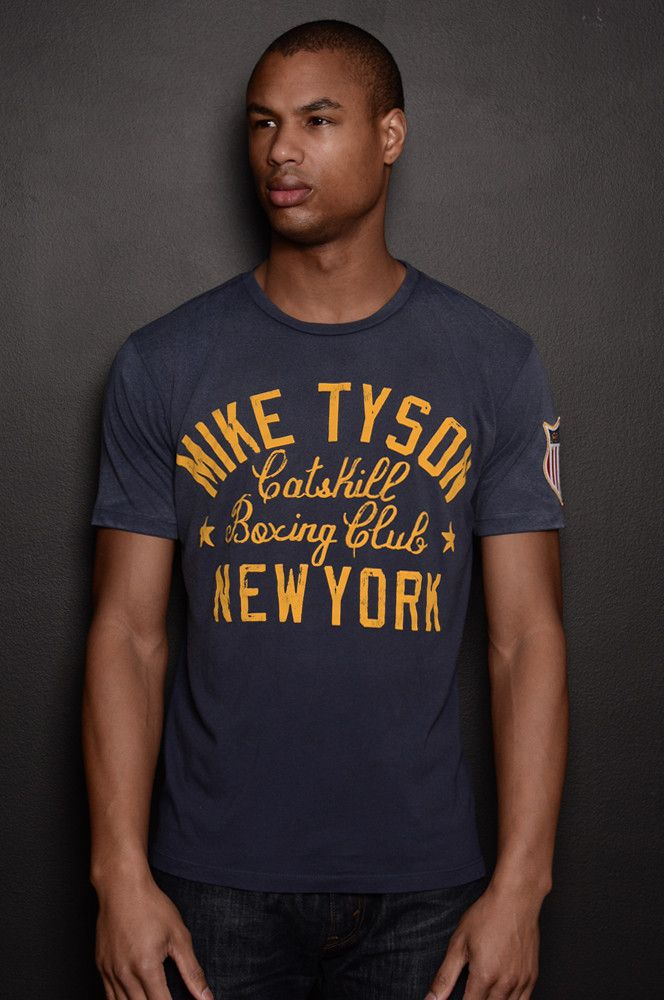 Tyson Kid Dynamite Sun Faded Tee | Roots of Fight