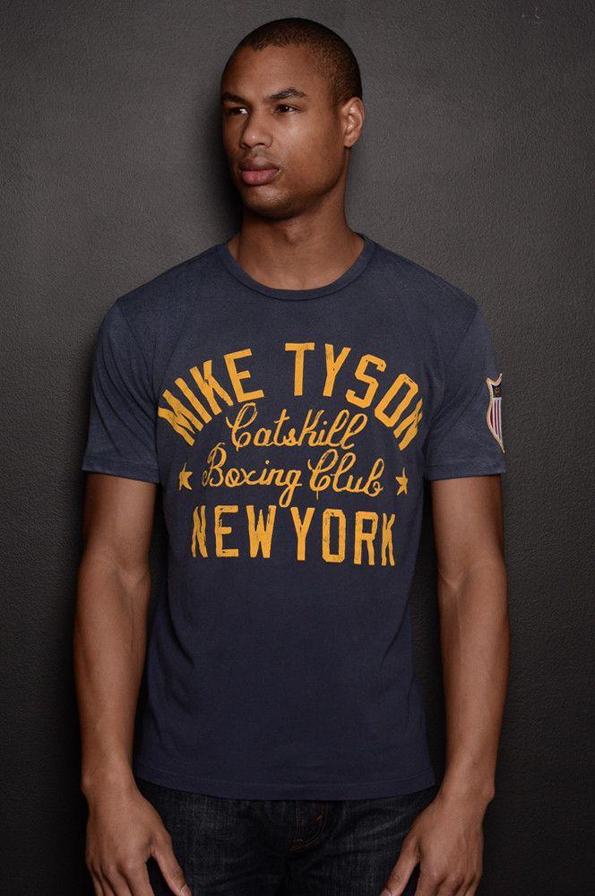 Tyson Kid Dynamite Sun Faded Tee | Roots of Fight