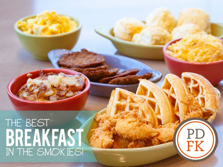 Breakfast At Paula Deenu0027s Family Kitchen. See More. A Must Do While On  Vacation To Pigeon Forge, Tennessee Or The Smoky Mountains