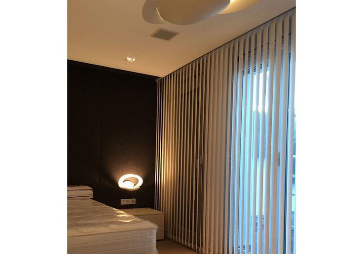 Ideas decoración cortinas en salones y habitaciones.