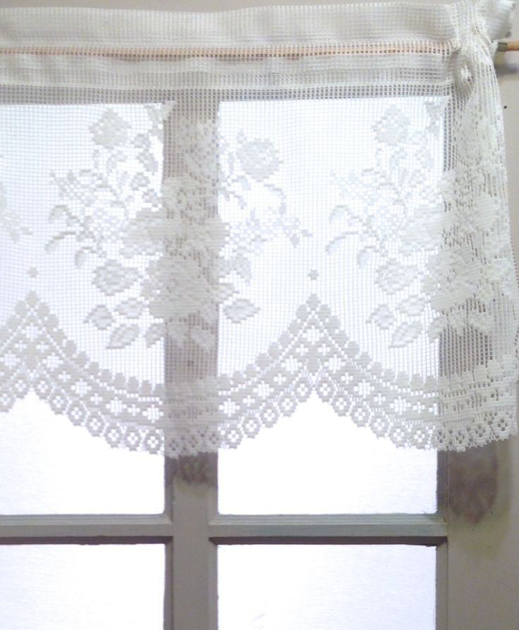 25 Best Ideas About Cafe Curtains On Pinterest: 25+ Best Ideas About White Lace Curtains On Pinterest