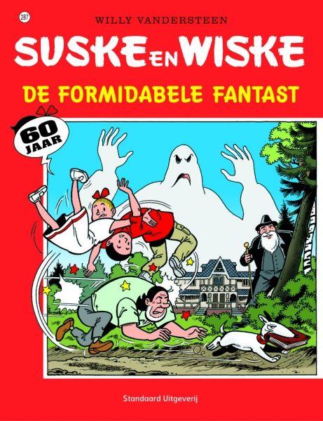 Suske en Wiske. » 287 – De formidabele fantast