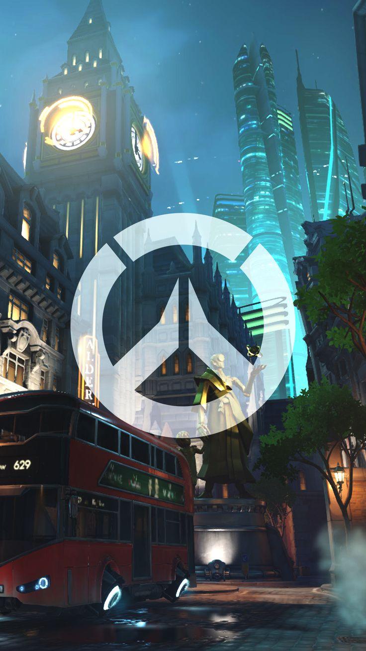 Overwatch phone wallpapers Overwatch phone wallpaper