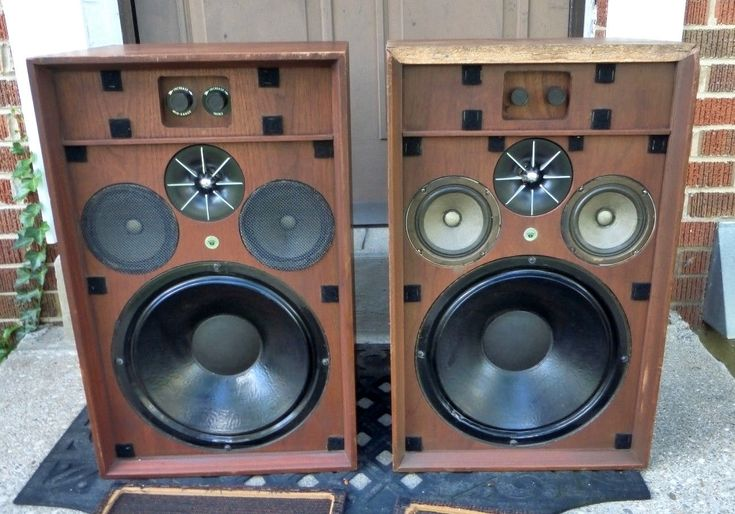 Goodman Maximus 7 Floor Speakers