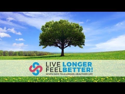 Live Longer, Feel Better! trailer version 1 see http://www.livelongerfeelbetter.com for details