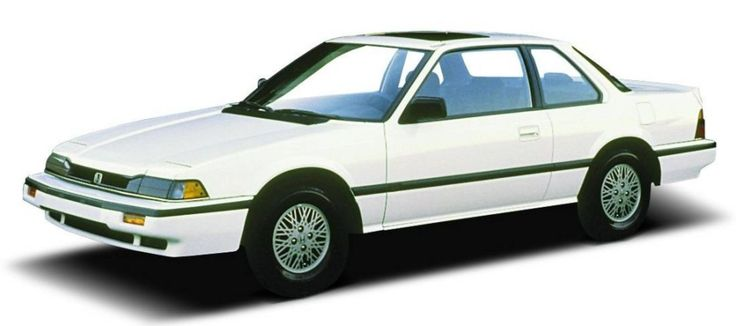 1986-'87 Honda Prelude Si